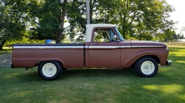 ford f100 66 4